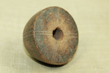 Large Ceramic Spindle Whorl Bead from Dogon Tribe, A