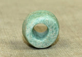 Ancient Chunky Amazonite Bead