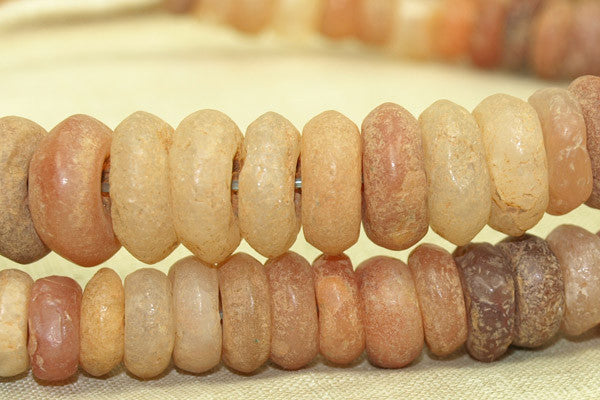 Strand of Ancient Carnelian Beads