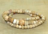 Ancient Quartz and Mixed stone Beads from Mali