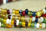 Multi Colors and Sizes; 14-11º Seed Beads