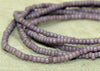 Light Purple Venetian Made Seed Beads