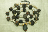 Very Old Mexican Clay Beads