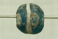 Ancient Glass Roman Eye Bead, B