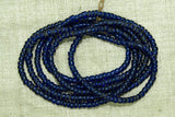Cobalt Blue Seed Beads, 10º