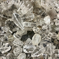 Quartz Crystal Bead Mix