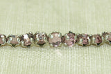 Light Amethyst 3mm Rose Montees