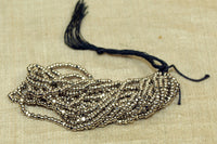 Hank of Czech-made 13º Charlotte-cut Beads
