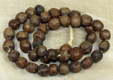 Large Actual Seed Beads from Kenya