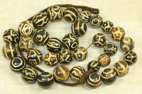 Pumtek Beads from Thailand