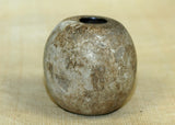 Large Ancient Stone Bead from Indonesia; Lou Zeldis Studio