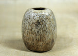 Large Ancient Indonesian Fossil Coral Bead; Lou Zeldis Studio