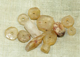 Ancient Stone Beads from Mali; Lou Zeldis Components
