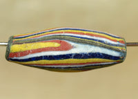 Funky Vintage Glass Bead from Java; Lou Zeldis Component Collection