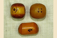 Set of Antique Imitation Amber Prayer Beads