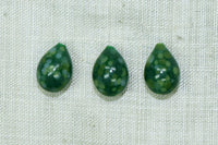 Vintage Cab: Teardrop Mottled Green