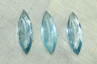 Vintage Cab: Fancy Jewel Cut Aquamarine