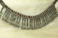 Yemen Silver Forehead Ornament