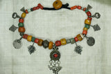 Mixed Strand of Antique Berber Beads and Pendants