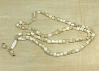 Antique Mother-of-Pearl Mala from Pakistan