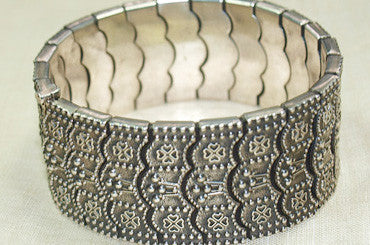 New Sterling Silver Bracelet from India