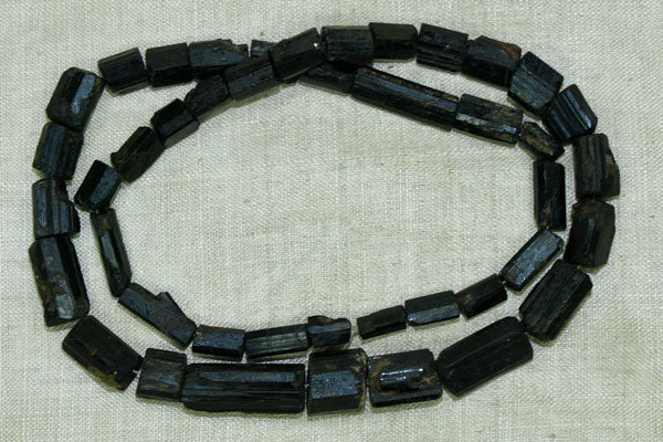 Strand of Black Tourmaline