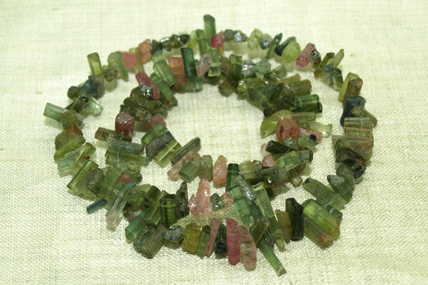 Colorful Tourmaline Crystalline Chips