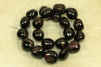Strand of Large lovely Garnets beads