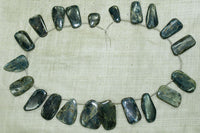 Pendant Shaped Kyanite Gemstones