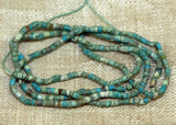 Itty-Bitty Turquoise Beads from Afghanistan
