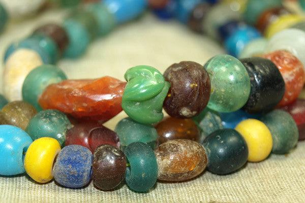 Ancient Chinese Glass Beads Beadparadise Com
