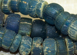 Strand of Ancient Roman-Era Glass Beads