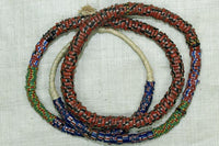 Beautiful Strand of Small Eja Glass Beads