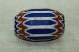 Large 6-Layer Chevron Bead