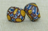 Unusual Venetian Glass Bead from mid-1800s