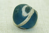 Ancient Roman Glass Bead From Mali, A