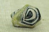 Ancient Roman Glass Bead From Mali, P