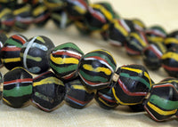 Strand of Antique King Beads