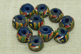 New Glass Beads from Ghana