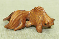 Fancy Fish Ojime Bead