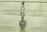 Old Afghan Silver Dangle