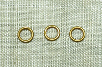 18 Karat Gold 4.5mm Soldered Jump Ring