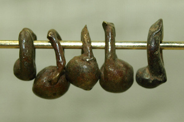 Collection of Antique Brass Drops