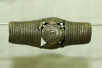 Set of Cast Brass Bead from Ivory Coast