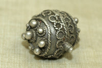 100+ Year Old Berber Silver Bead