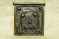 Rare Berber Step Pendant/Prayer Box