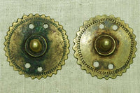 Pair of Antique Ethiopian Shields