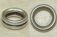 Antique Silver Ring From Ethiopia, D