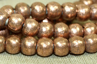 New Ethiopian Copper 6MM round