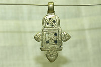 New Brass Ethiopian Coptic Cross